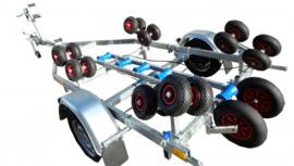 Easyroller Boottrailer - Model 1050.KI (Geremd - Niet Kantelbaar)