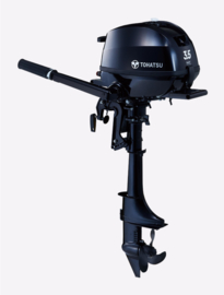 Tohatsu Outboards 3.5 PK (NEW MODELS 2020)