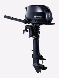 Tohatsu Outboard MFS5DSL (NEW MODEL 2020)