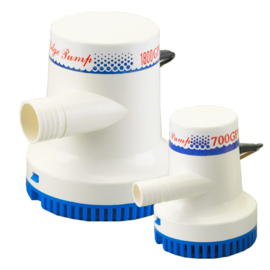 Lubase 500 - Handmatige Bilgepomp 12 Volt