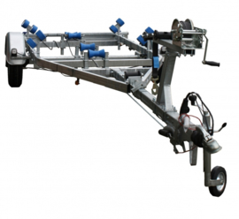 Easyroller Boottrailer - Model 1050.N (Geremd - Niet Kantelbaar)