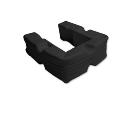 Dock Fender FLEX (Zwart)