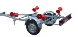 Easyroller Boottrailer | Model 003.KR