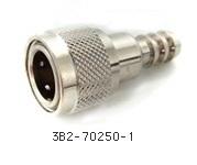 Brandstof Connector Tohatsu Engine Female - (40-90 PK TLDI) (3B2-70250-1)