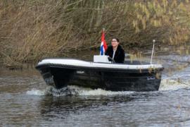 Lago Amore 478 met 15 pk Tohatsu  (Direct Vaarklaar  leverbaar vanaf:  07-8-21)