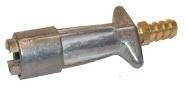 Mercury - Bevestigen op Brandstofslang Motorzijde