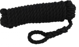 Fenderlijn (Zwart | 8 mm | 2 mtr)
