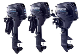 Overview Outboards