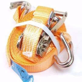 Sjorband met ratel (2000 kg)