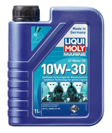 Motoroliën | 4-takt | 10W-30 | 1 Ltr | Liqui Moly