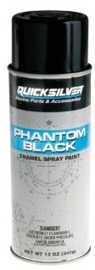 Spuitverf Quicksilver - Phantom Black Paint