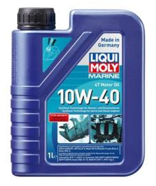 Motoroliën | 4-takt | 10W-40 | 1 Ltr | Liqui Moly