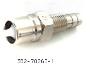 Brandstof Connector Tohatsu Engine Male - (40-90 PK TLDI) (3B2-70260-1)