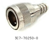 Brandstof Connector Tohatsu Engine Female - (120/140 PK 2takt) (3C7-70250-0)