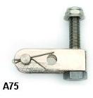 Ultraflex Aansluit Koppelstuk A75