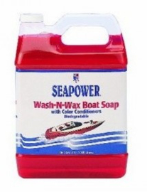 Seapower Wash-n-Wax Boat Soap 5000 ml
