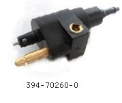 Brandstof Connector Tohatsu Engine Male - (4-30 PK 4takt) (394-70260-0)