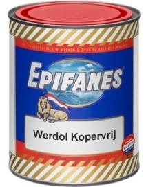 Werdol Kopervrij 750 ml (Zwart)