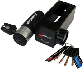 DoubleLock Outboard Lock Long (knevelbevestiging)