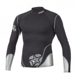 JOBE Rash Guard Neoprene Long Sleeve (Men)