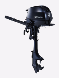 Tohatsu Outboards 2.5 PK (NEW MODELS 2020)
