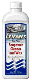 Seapower Cleaner & Wax 500 ml