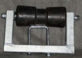 Kielrol in U-frame (Groot)