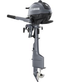 Yamaha Outboard | F2.5BMHL