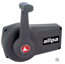 Allpa A90 Schakelkast