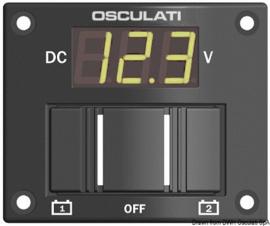 Dashboardpaneel | Accu Tester | Digitaal