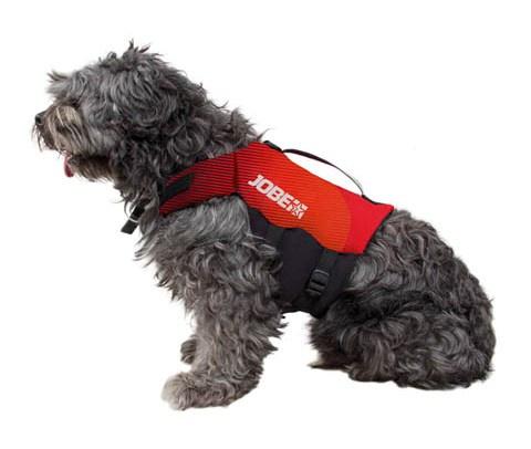 Honden zwemvest RED (maat: S)