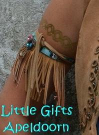 Boven Wrap Armband, Upper Arm Bracelet.
