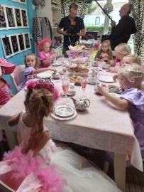Prinses Elize Gypsy Kinderfeest