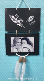 Fotoshoot, fotoadruk 10 x 15 cm en workshop fotolijst