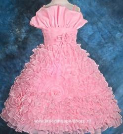 Bijzonder mooie jurk voor Prinsesjes! Maat 8