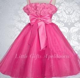 Bijzonder mooie jurk voor Prinsesjes! Maat 6 a 7 jaar