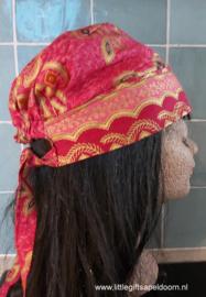 Batik Bandana Muts Rose
