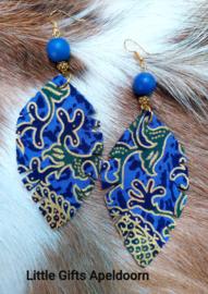 batik oorbellen biruh 2