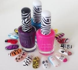 Zelf Nagels lakken of Nail Art  tijdens jouw verjaardagsfeest of workshop!!