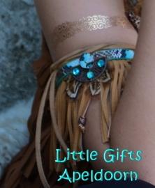 Stoere Ibiza Boven armband