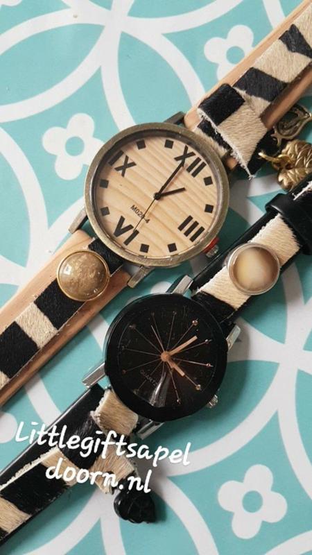 Workshops horloge & armband