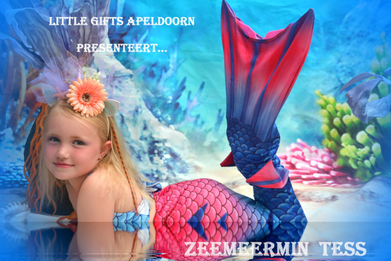 1175: Zeemeermin Tess
