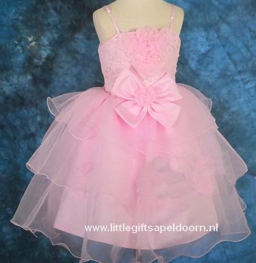 Bijzonder mooie jurk voor Prinsesjes! Maat 16