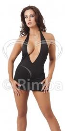 Rimba - Mini jurkje in zwart