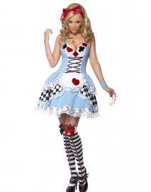 Sexy Poker Costume