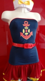 Sexy marinejurkje