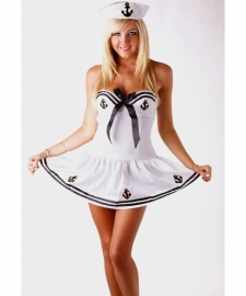 Wayward Sailor Girl Costume