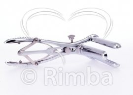 Rimba - Anaal Speculum met 3 lepels