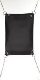 Rimba - Sling / Hangmat met extra heavy hoeken met D-ringen. (zonder kettingen)