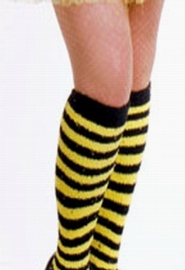 Daisy Thigh Highs Stocking